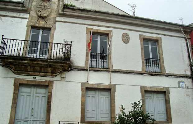 Antiguo Ayuntamiento (hoy Juzgados)