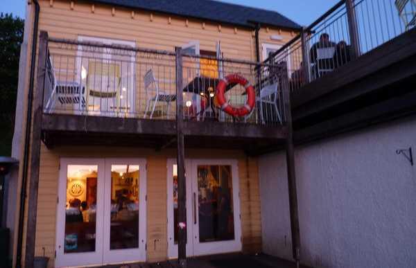 Shieldaig Bar and Coastal Kitchen