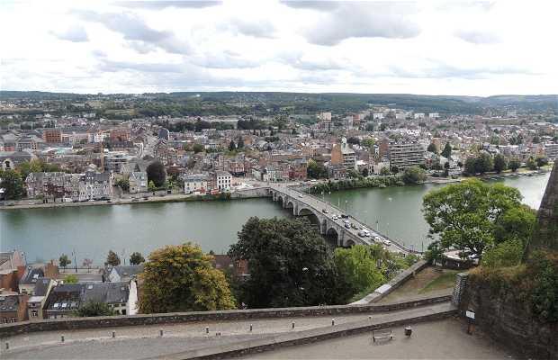 El río Mosa - Le Meuse