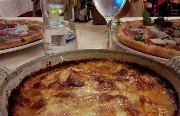 Restaurante La Rusticana