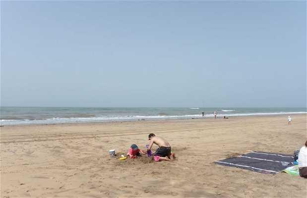 Playa de Sidi Rahal