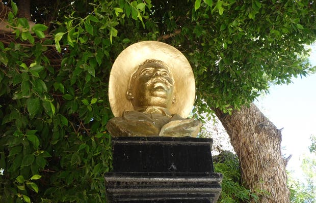 Busto de Francisco Villa