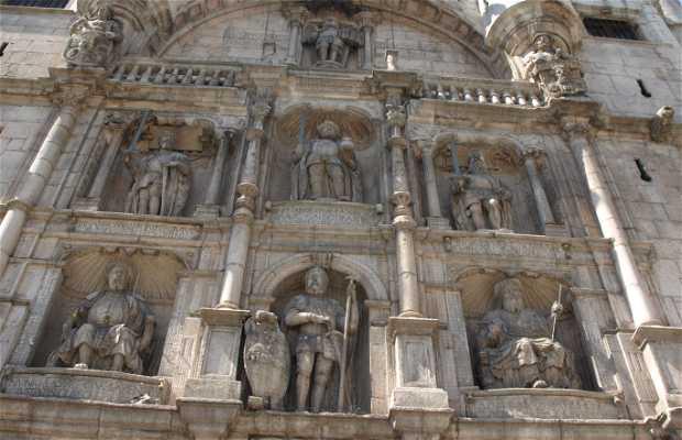 Arco de Santa María-Burgos