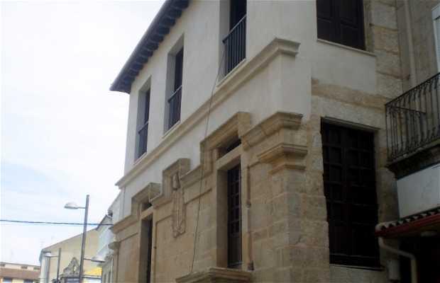 Casa de los Acevedo