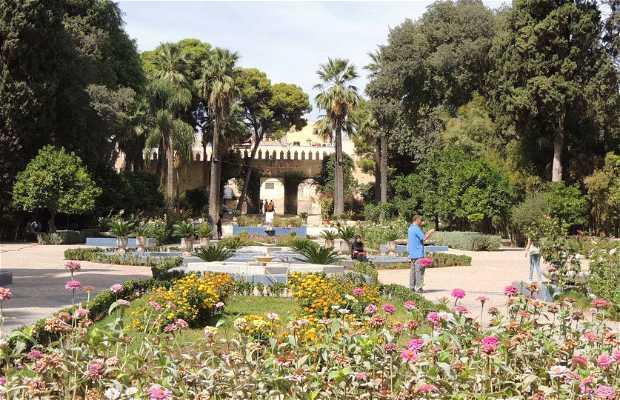 Circuito Palacios y Jardines andalusiíes