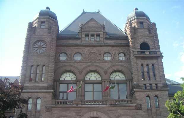Asamblea Legislativa de Ontario