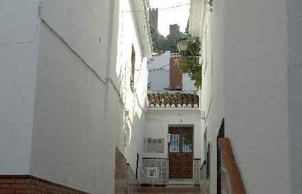 """Barrio antiguo o """"Real de la Villa"""""""