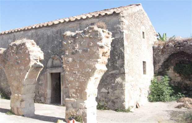 Iglesia de la Metamorfosis de Sotiras
