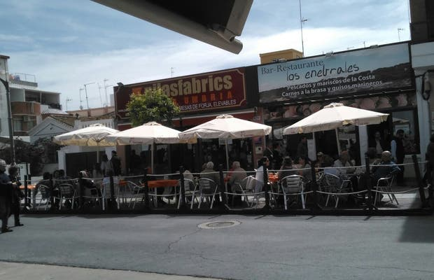 Restaurante los enebrales