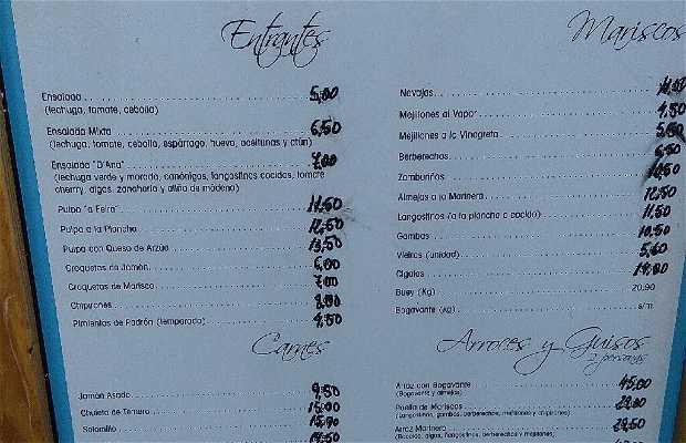 Restaurante A D'Ana
