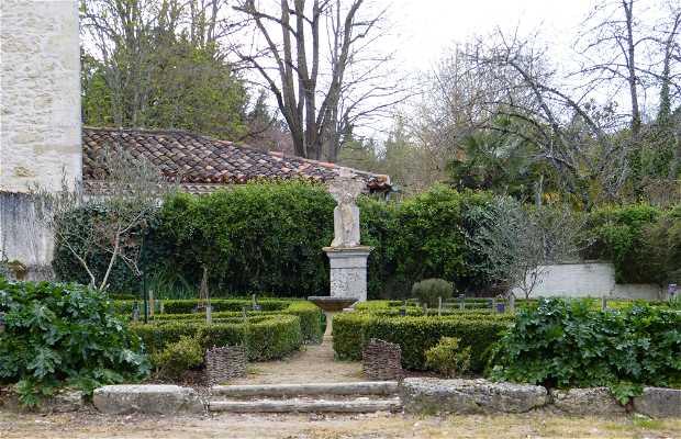 Jardines Medievales Sarrant