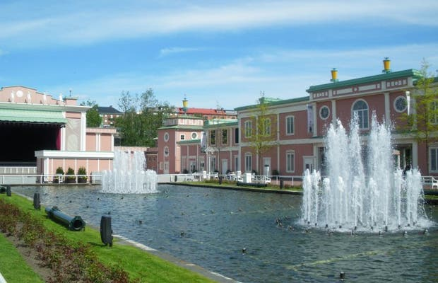 Parque de atracciones de Liseberg