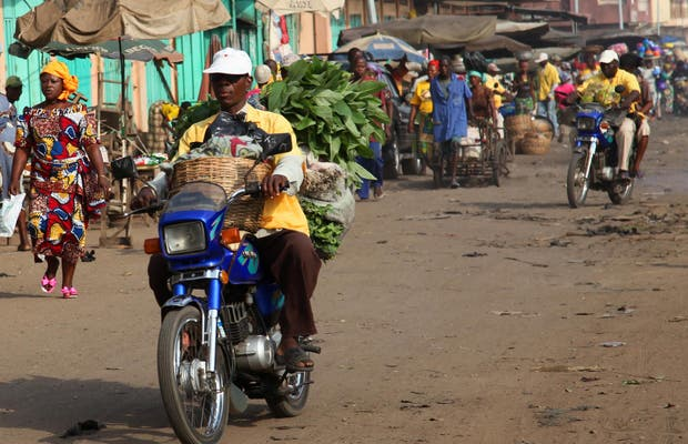 Zémidjens de Cotonou