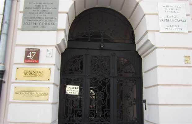 Casa de Joseph Conrad