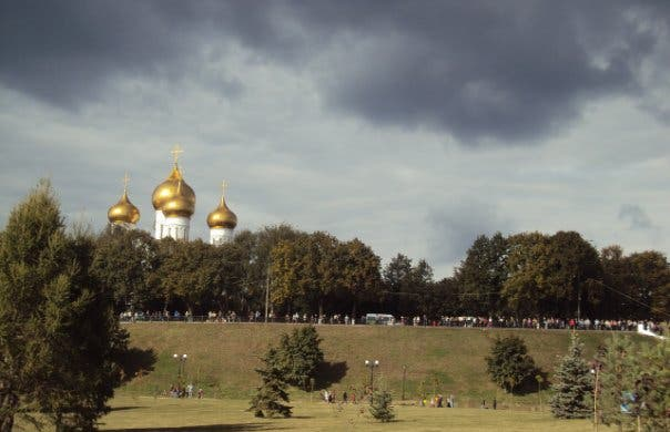 Iaroslavl Cathedral of the Dormition
