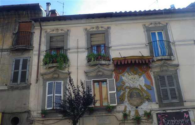 Edicola Sacra Via Colonna