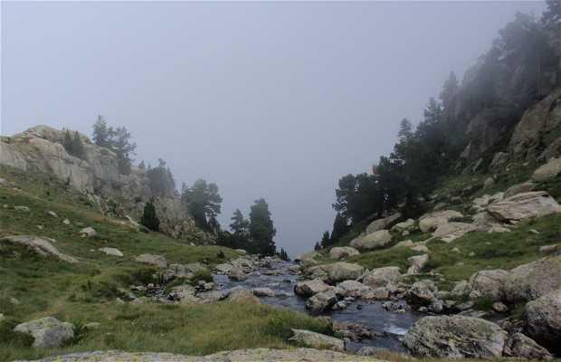 Ruta de los lagos de Colomers (Valle de Arán)