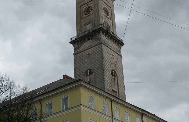 Ayuntamiento de Lviv