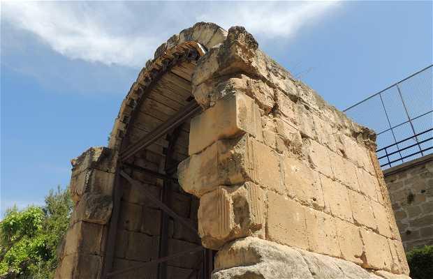 Mausoleo de Miralpeix