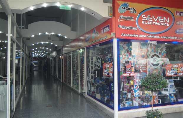 Centro comercial calle 12