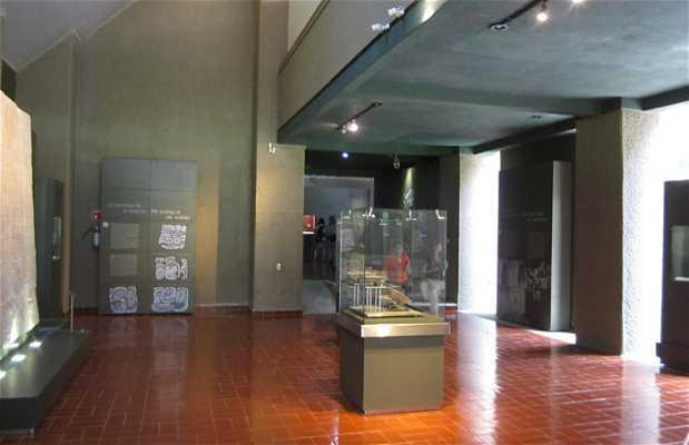 Museo Alberto Ruz L'Huillier