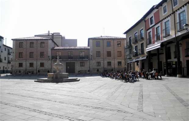 Plaza de la Catedral o de San Pedro