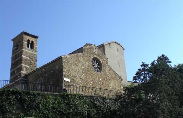 Basilique Saint Silvestre