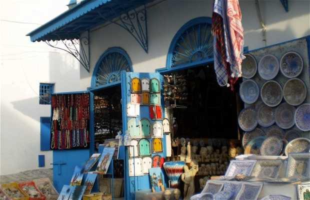 Souvenirs Shops