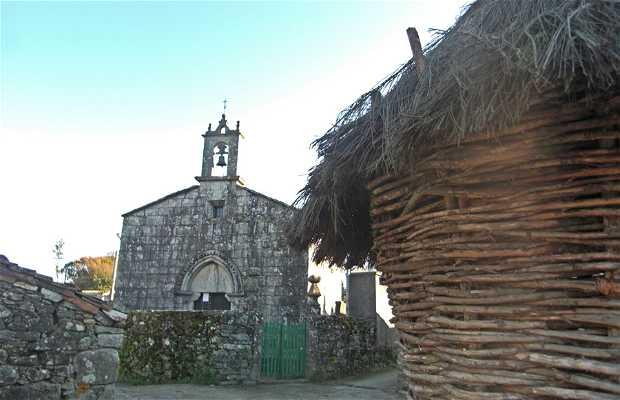 Iglesia de Leboreiro