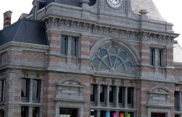 Estación Tournai