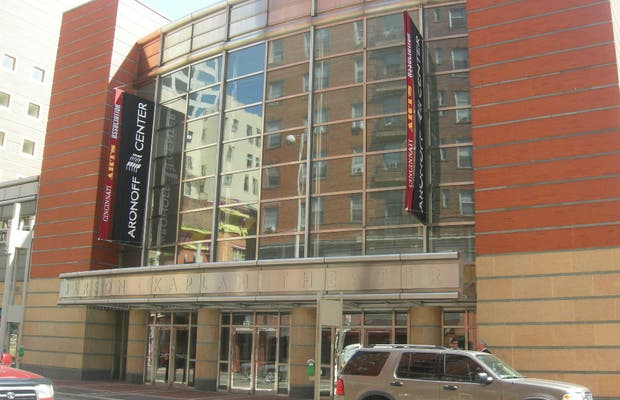Aronoff Center a Cincinnati