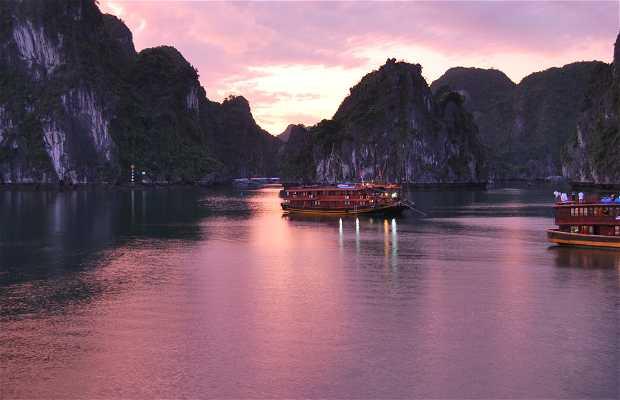 Baia De Halong Bay