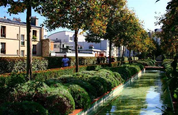 Promenade Plantée - Coulée Verte René-Dumont