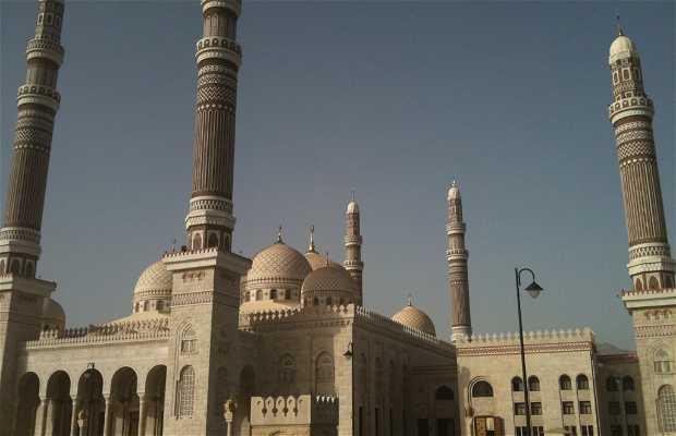 Saleh Great Mosque