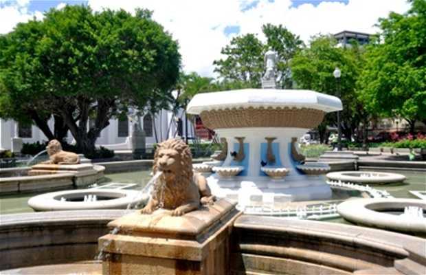 Parque Las Delicias