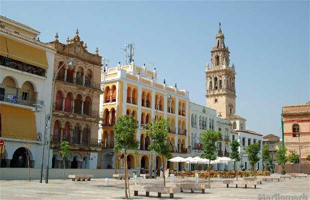 """Plaza de España """"El Salón"""""""