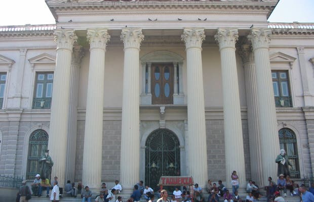 Palacio Nacional de El Salvador