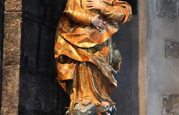 Iglesia Santa Margarita de Antioquia