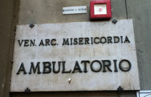 Misericordia Vicolo Adimari