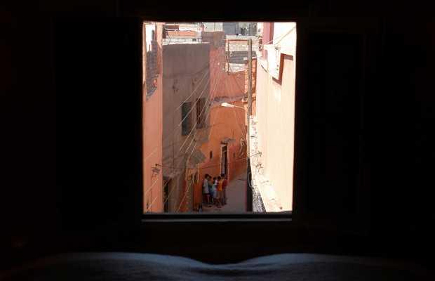 Inside Medina Private Riad