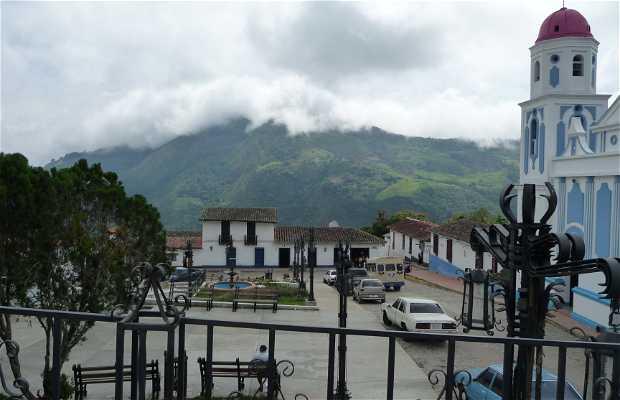 Village de Jají