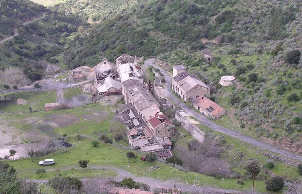 Village of Sant Giovanni Suèrgiu