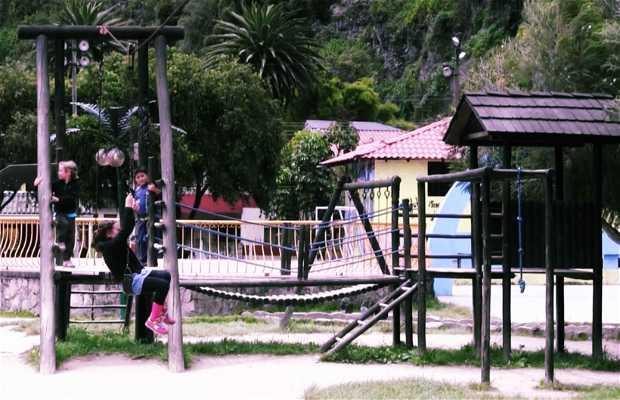 Parque infantil Multiaventura
