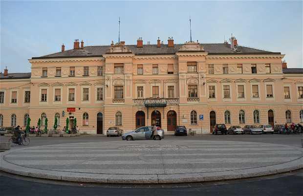 Piazza della Transalpina