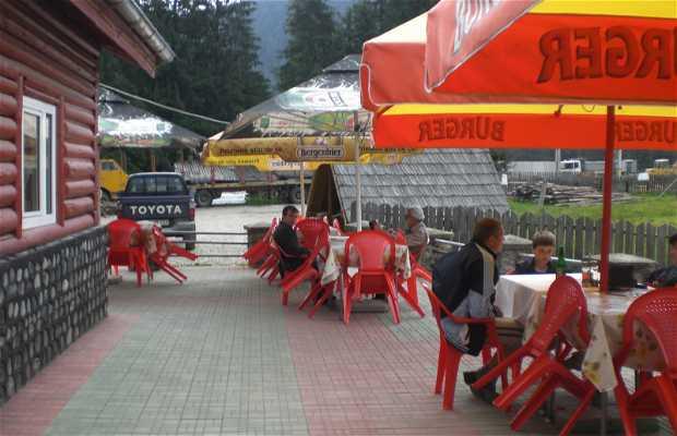 Restaurant Transalpina
