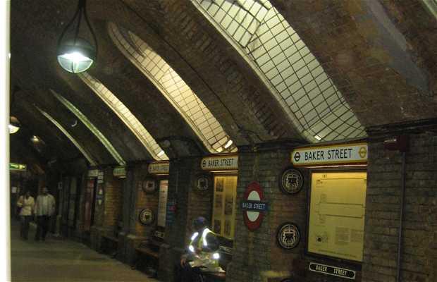 Estación de metro Baker Street