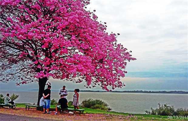 Orla do Lago Guaíba