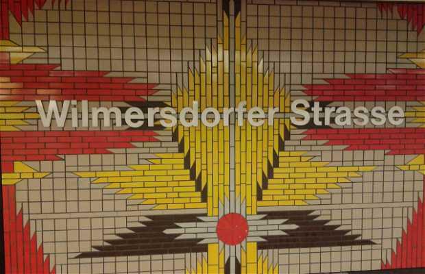 Linea 7 U-Bahn