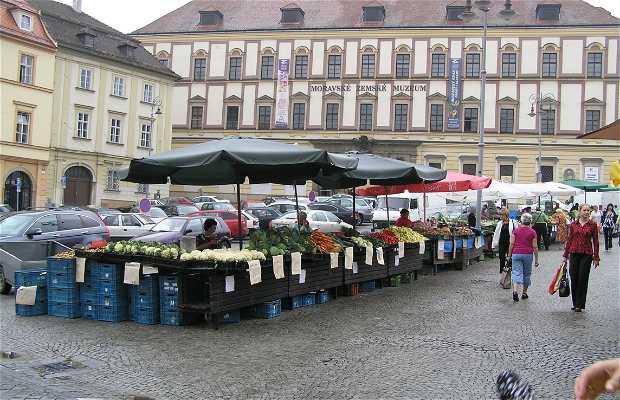 Mercato delle Pulci di Brno