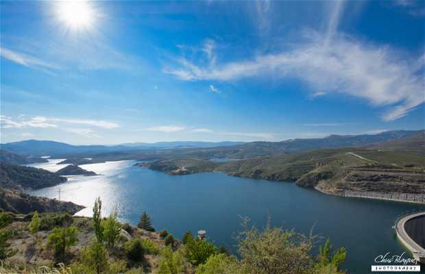 The Atazar Dam